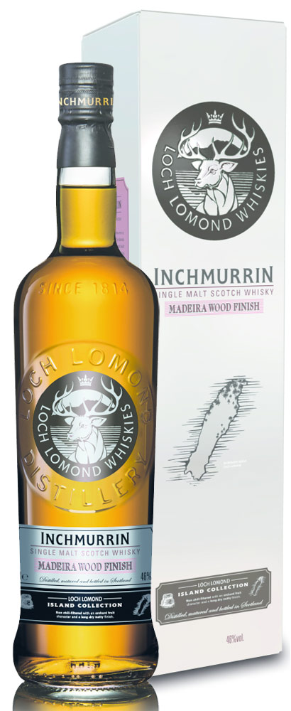 Inchmurrin Madeira Finish Single Malt Scotch