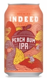 Indeed Peach Bum IPA 12oz