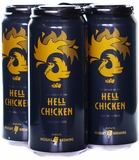 Insight Brewing in the Garden of the Hell Chicken Pale Ale
