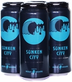 Insight Brewing in the Halls of the Sunken City Saison 4PK