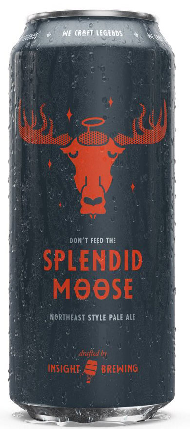 Insight Dont Feed the Splendid Moose Northeast Style Pale Ale