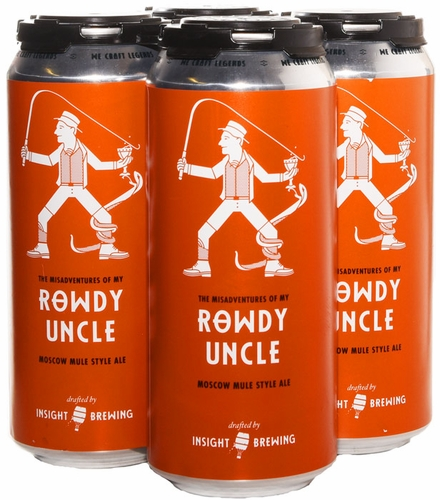 Insight Rowdy Uncle Moscow Mule