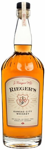 J. Rieger & Co Kansas City Whiskey