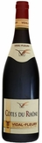 J. Vidal-Fleury Cotes du Rhone 750ML (case of 12)