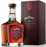 Jack Daniels Single Barrel Rye Whiskey 750ML
