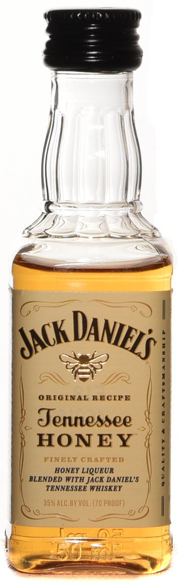Jack Daniels Tennessee Honey Flavored Whiskey 50ML