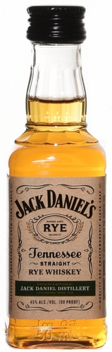 Jack Daniels Tennessee Rye Whiskey 50ML