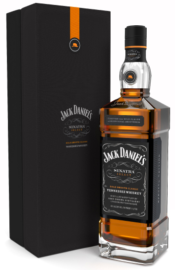 Jack Daniels Sinatra Select Tennessee Whiskey