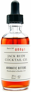 Jack Rudy Aromatic Bitters