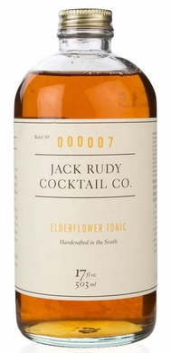 Jack Rudy Elderflower Tonic N/V