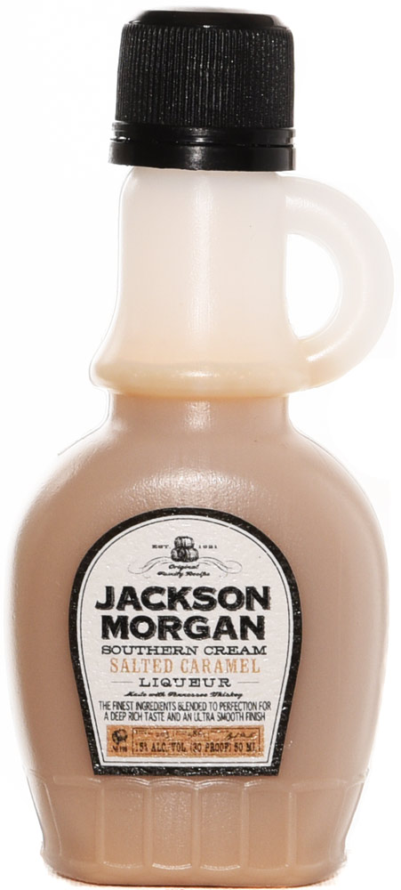 Jackson Morgan Salted Caramel Cream Liqueur 50ML