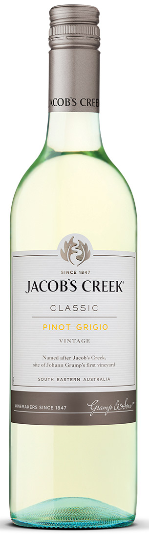 Jacobs Creek Pinot Grigio