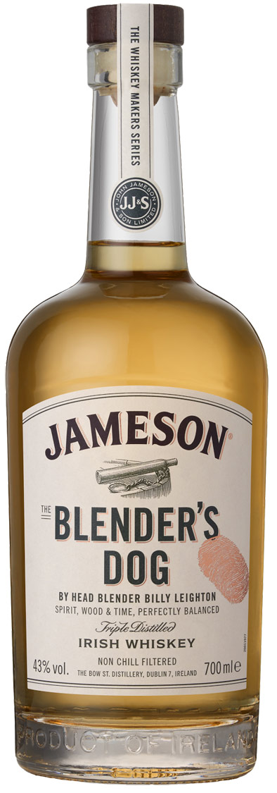 Jameson the Blenders Dog Irish Whiskey