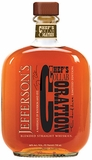 Jefferson's Chef's Collaboration Blended Whiskey