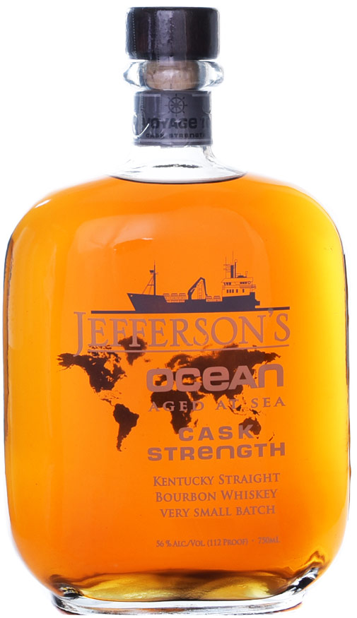 Jefferson's Ocean Cask Strength Bourbon