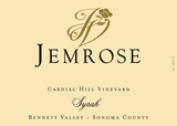 Jemrose Cardiac Hill Vineyard Syrah (case of 12)