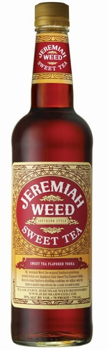 Jeremiah Weed Sweet Tea Vodka 1L