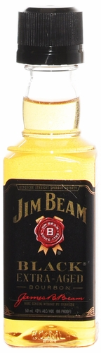 Jim Beam Black Label Extra Aged Bourbon 50ML