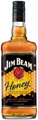 Jim Beam Honey Flavored Bourbon