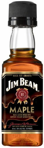 Jim Beam Maple Flavored Bourbon 50ML