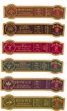 Jim Beam Signature Craft Harvest Collection- Six Pack!