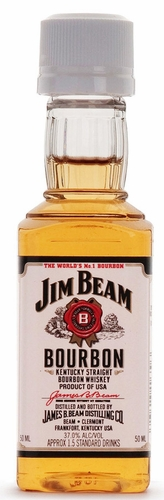Jim Beam Bourbon Whiskey 50ML