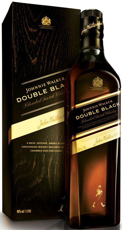 Johnnie Walker Double Black Blended Scotch