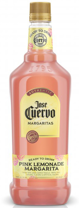 Jose Cuervo Pink Lemonade Margarita Cocktail 1.75L