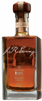 JR Ewing Private Reserve Bourbon Whiskey