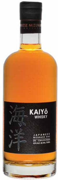 Kaiyo Japanese Mizanura Oak Whisky