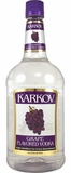 Karkov Grape Vodka 1.75L