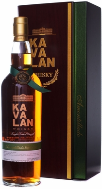 Kavalan Amontillado Sherry Cask Strength Single Malt Whisky