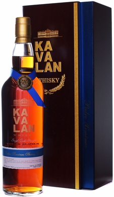 Kavalan Pedro Ximenez Sherry Cask Strength Single Malt Whisky