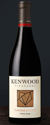 Kenwood Sonoma County Pinot Noir 750ML 2016