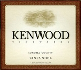 Kenwood Sonoma County Zinfandel 750ML