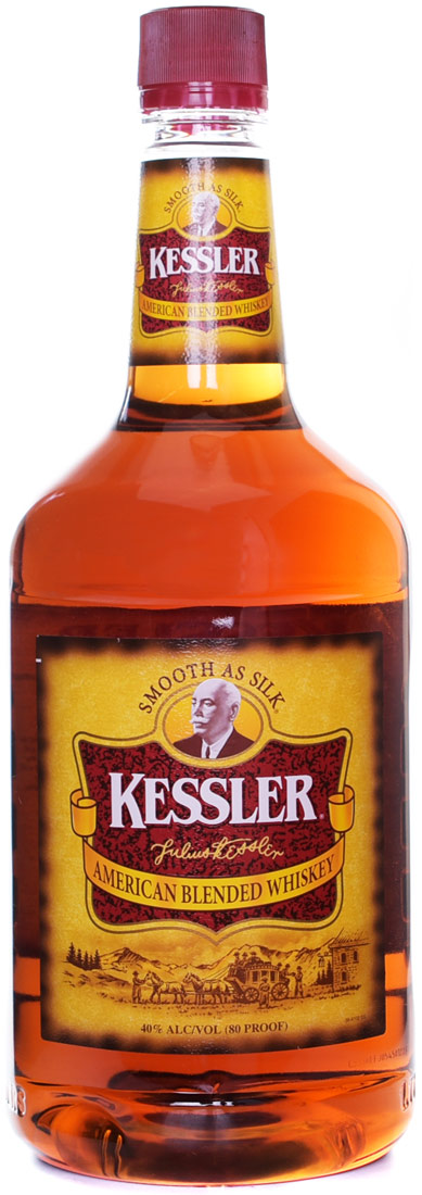 Kessler Blended Whisky 1.75L