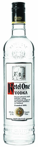 Ketel One Vodka (unflavored) 750ML
