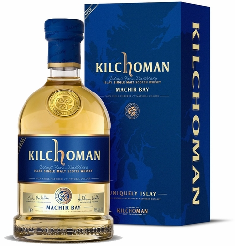 Kilchoman Machir Bay Single Malt Scotch