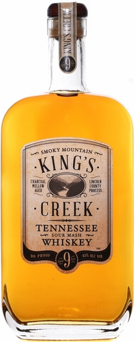 King's Creek 9 Year Old Tennessee Whiskey