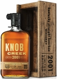 Knob Creek 2001 Limited Edition 14 Year Old Bourbon