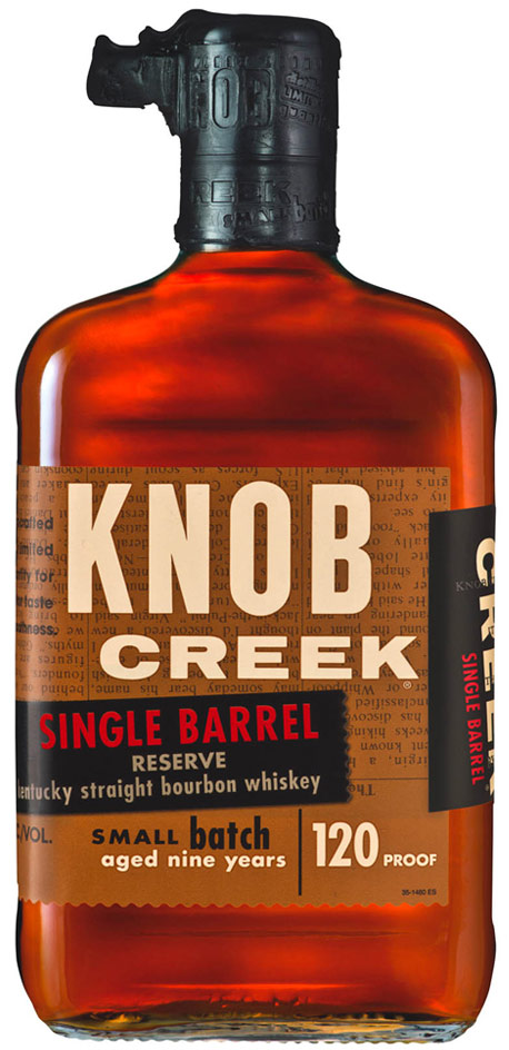 Knob Creek Single Barrel Reserve Bourbon