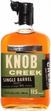Knob Creek Single Barrel Rye Whiskey #5858- Ace Spirits Selection