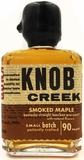Knob Creek Smoked Maple Flavored Bourbon 50ML