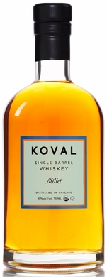 Koval Single Barrel Millet Whiskey 750ML