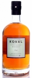 Koval Single Barrel Oat Whiskey 750ML