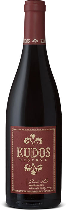 Kudos Pinot Noir Yamhill-Carlton District Willamette Valley 750ML