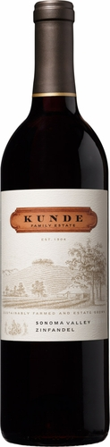 Kunde Sonoma Valley Zinfandel 750ML