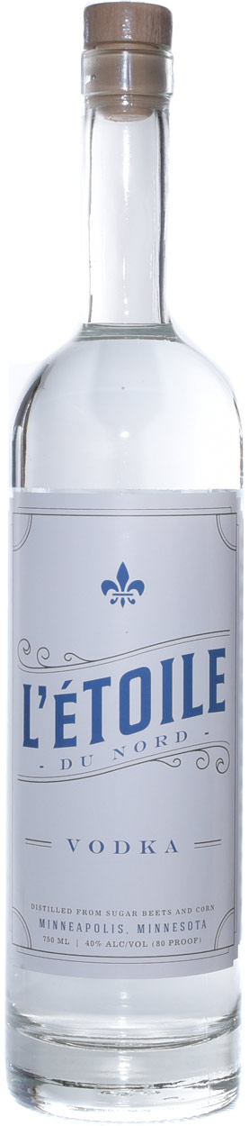Letoile du Nord Vodka 750ML