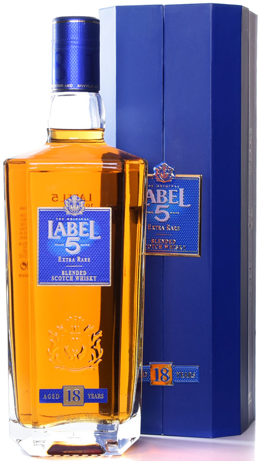 Label 5 18 Year Old Blended Scotch 750ML