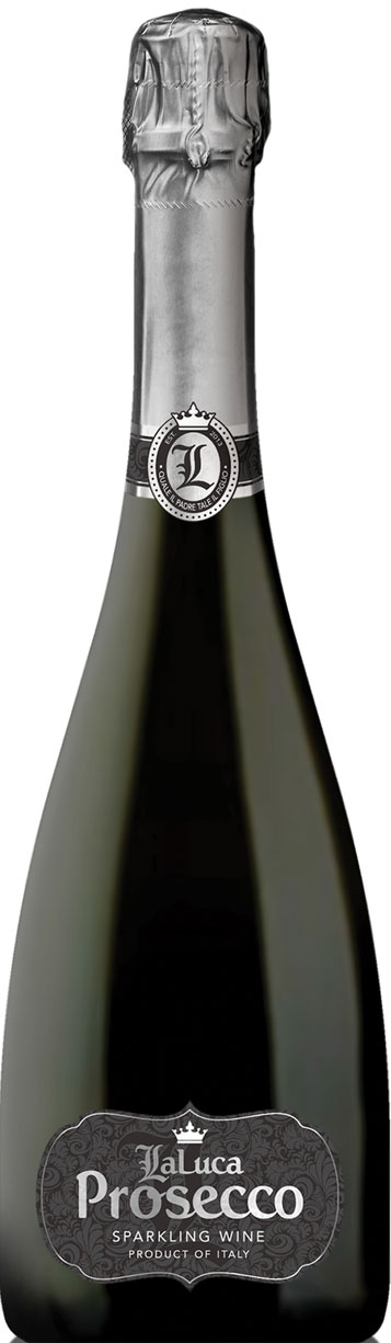 LaLuca Veneto Prosecco Sparkling Wine 187ML (case of 24)